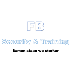 Logo bedrijf FB Security & Training