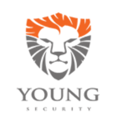 Logo bedrijf Young Security